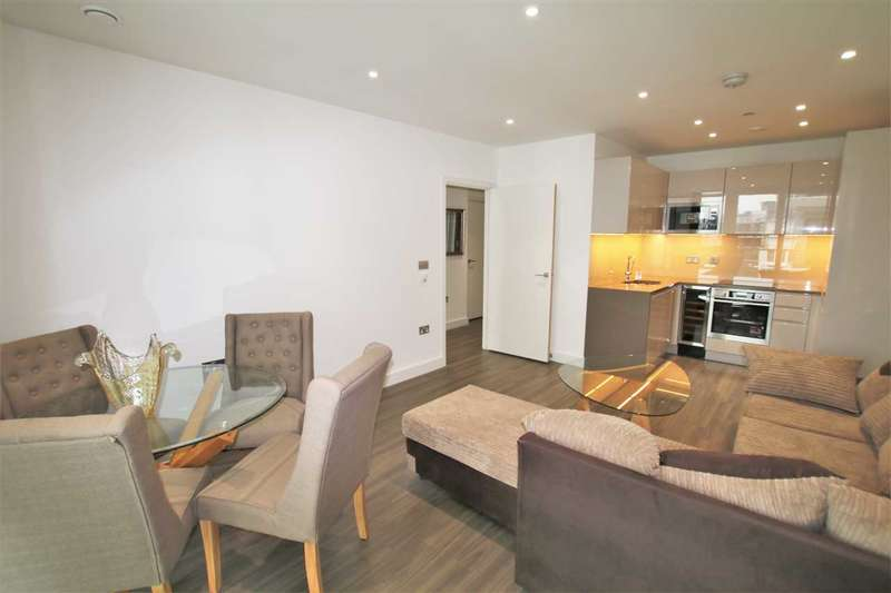 1 Bedroom Apartment Flat for sale in Nine Elms Point, Battersea