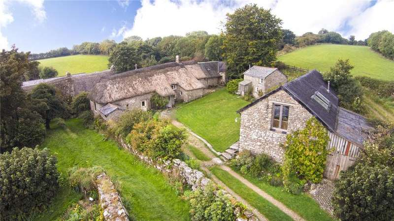 4 Bedrooms Detached House for sale in Poundsgate, Newton Abbot, Devon, TQ13