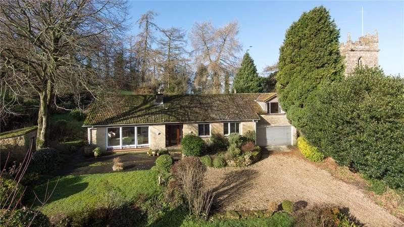4 Bedrooms Detached House for sale in Saxon Hill, South Cadbury, Yeovil, BA22