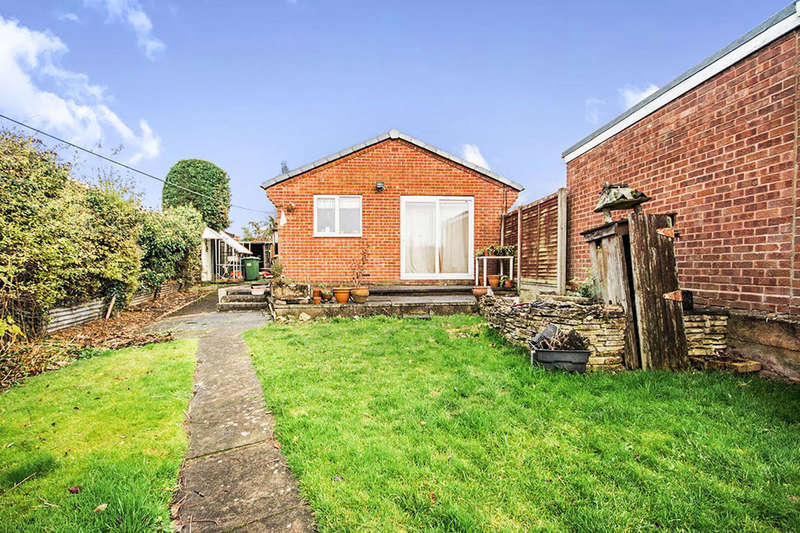 2 Bedrooms Detached Bungalow for sale in Bruce Road, Exhall, Coventry, CV7
