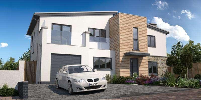 4 Bedrooms Detached House for sale in Home 6 - Cedar Court, London Road, Rockbeare, East Devon, EX5