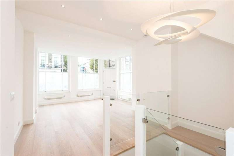 3 Bedrooms Maisonette Flat for sale in Gloucester Avenue, Primrose Hill, London, NW1