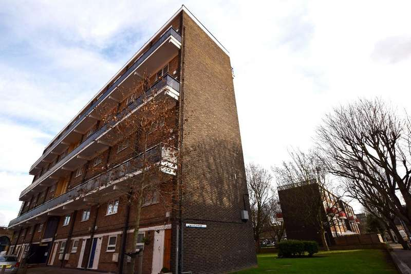 2 Bedrooms Flat for sale in St. Saviours Estate London Bridge SE1