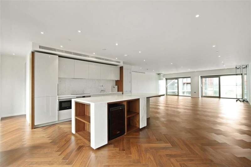 3 Bedrooms Flat for sale in Embassy Gardens, 8 New Union Square, Nine Elms, London, SW11