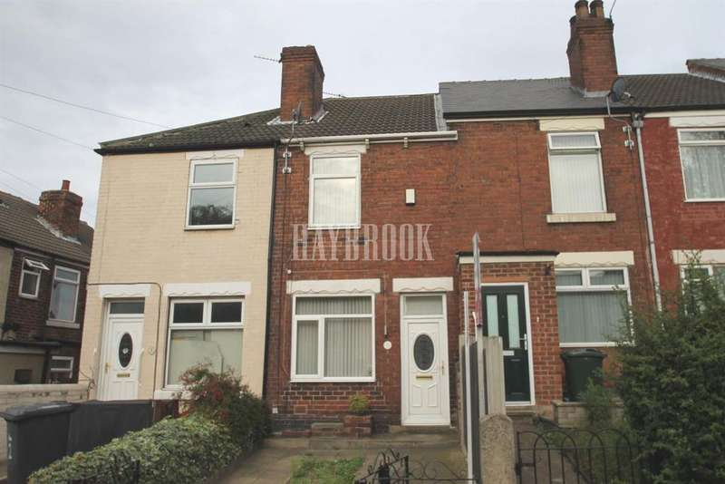2 Bedrooms Terraced House for sale in St Johns Road, Rotherham