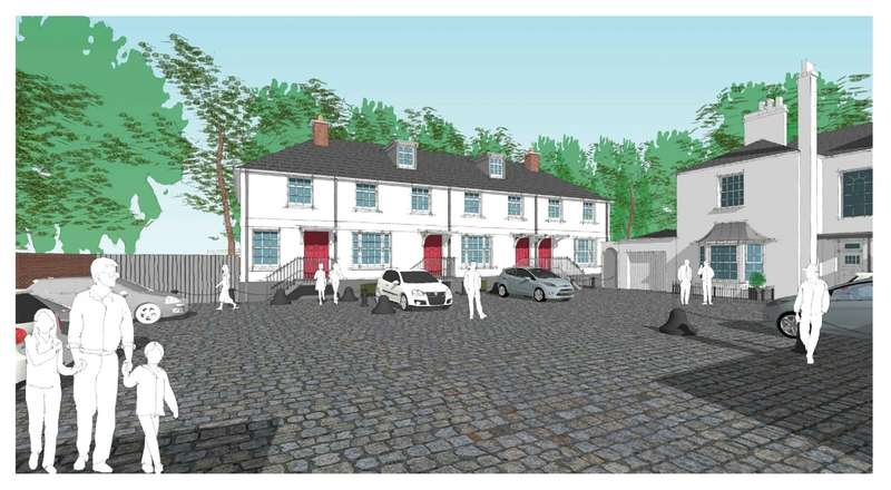 4 Bedrooms Plot Commercial for sale in Datchet Road, Old Windsor, Windsor, SL4