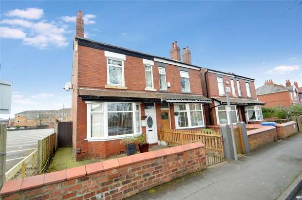 3 Bedrooms Semi Detached House for sale in Queens Road, Hazel Grove, Stockport, Cheshire