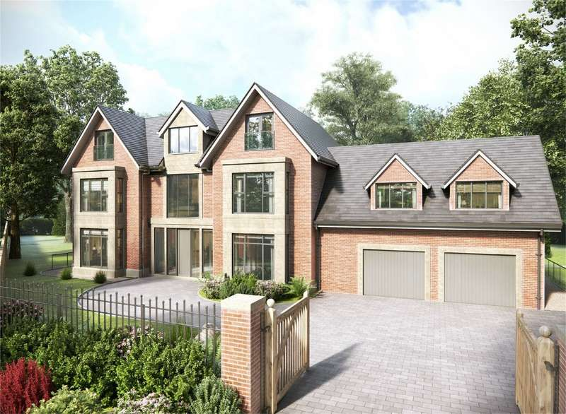 6 Bedrooms Detached House for sale in 3 Burnthwaite Hall, Old Hall Lane, Lostock, Bolton, Lancashire