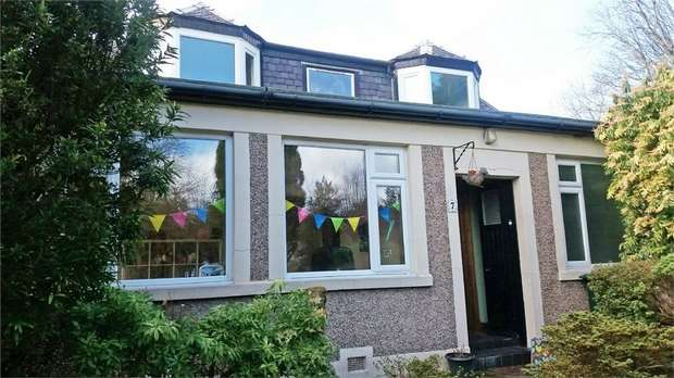 5 Bedrooms Detached House for sale in Edward Street, Dunoon, Argyll and Bute