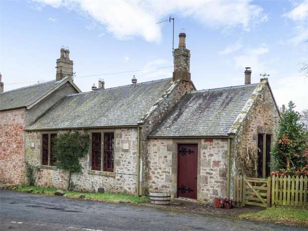 1 Bedroom Cottage House for sale in Greenlaw, Duns, Scottish Borders