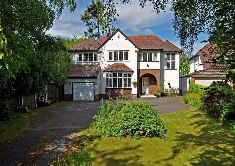 5 Bedrooms Detached House for sale in Fosse House, Stourbridge Road, Lower Penn, Wolverhampton, West Midlands, WV4
