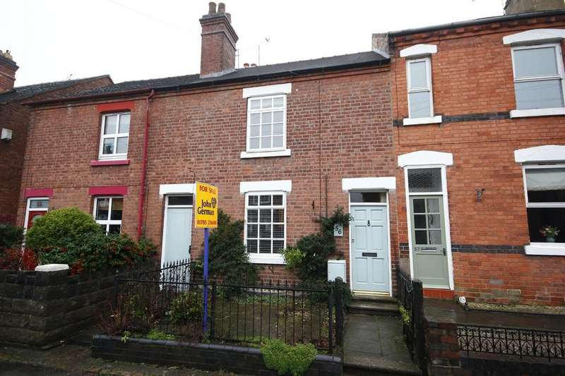 2 Bedrooms Terraced House for sale in Rowley Grove, Stafford