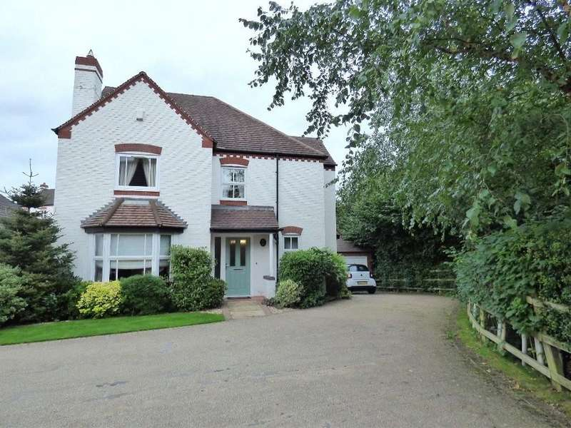 4 Bedrooms Detached House for sale in Alesmore Meadow, Lichfield