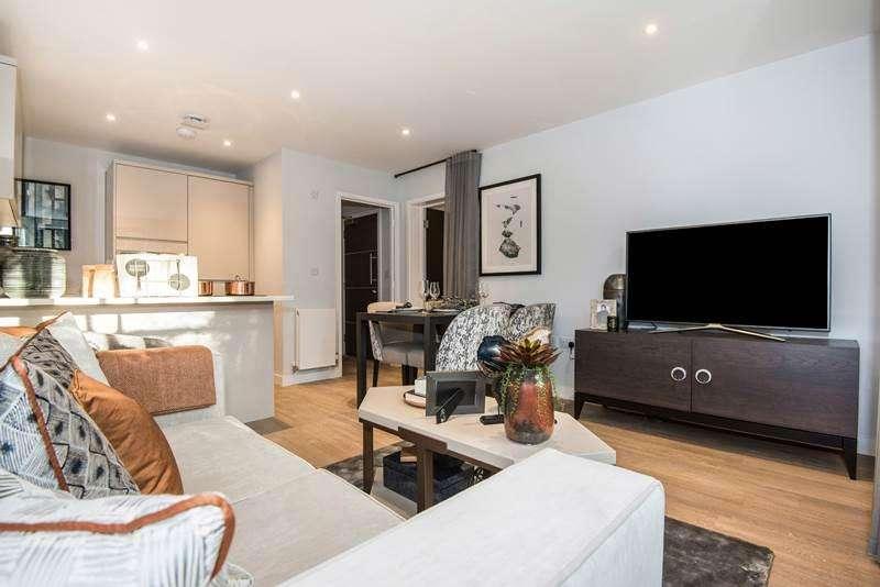 1 Bedroom Flat for sale in WOOBURN GREEN