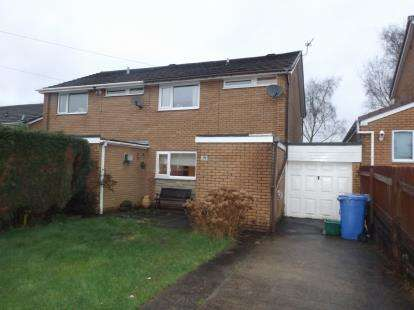 3 Bedrooms Semi Detached House for sale in Langdale Grove, Whittle-Le-Woods, Chorley, Lancashire, PR6