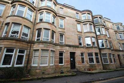 1 Bedroom Flat for sale in Battlefield Gardens, Glasgow, Lanarkshire