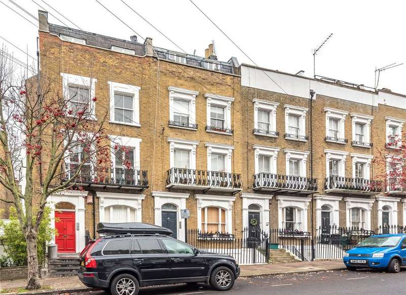 2 Bedrooms Flat for sale in Huntingdon Street, Islington, London, N1
