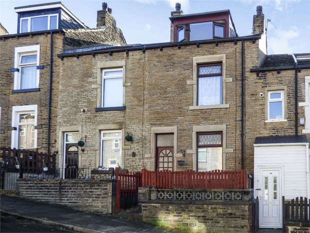 3 Bedrooms Terraced House for sale in Westminster Place, Bradford, West Yorkshire
