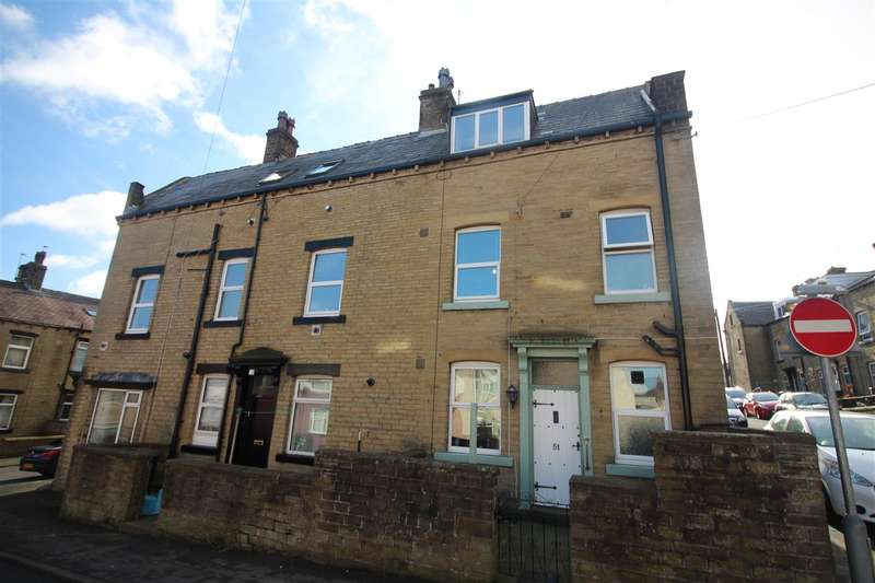 3 Bedrooms End Of Terrace House for sale in Wheatley Lane, Lee Mount, Halifax
