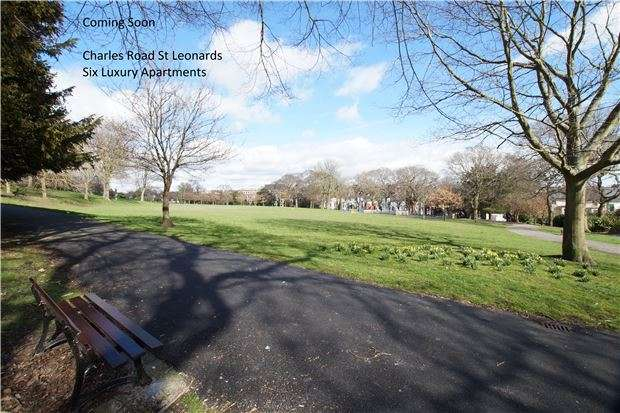 2 Bedrooms Flat for sale in Flat 5, Charles Road, ST LEONARDS-ON-SEA, East Sussex