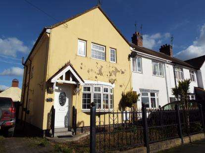 House for sale in Ivanhoe Avenue, Nuneaton, Warwickshire