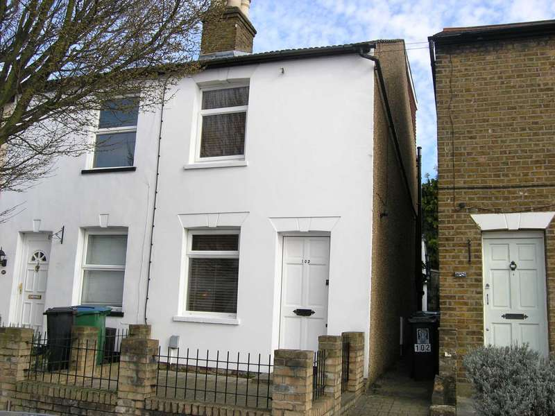 3 Bedrooms End Of Terrace House for sale in Villiers Road, Oxhey Village