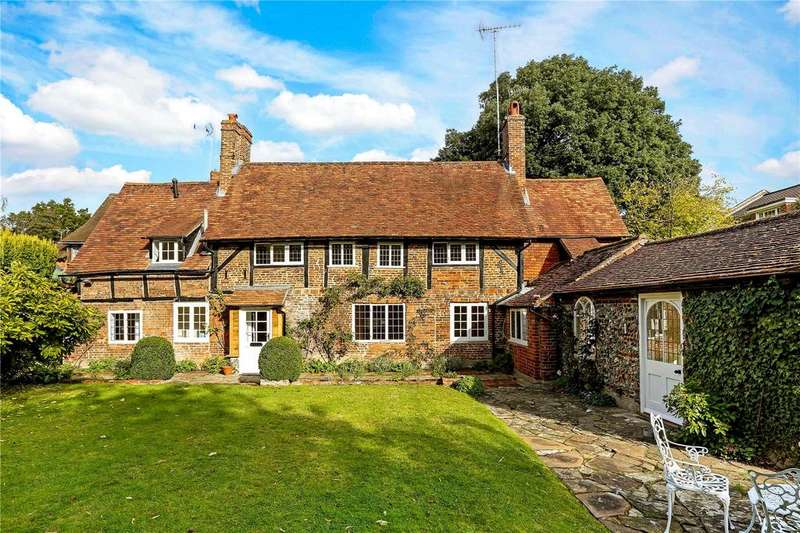 3 Bedrooms Detached House for sale in Rupert Close, Henley-on-Thames, Oxfordshire, RG9