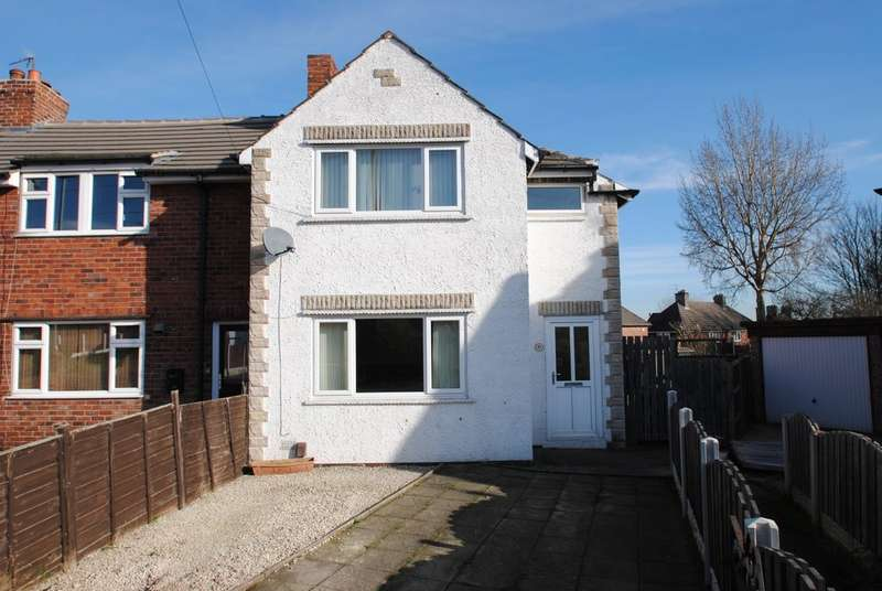 3 Bedrooms End Of Terrace House for sale in The Grove, East Dene, Rotherham