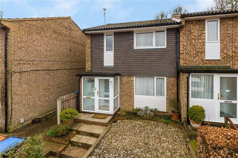 3 Bedrooms Terraced House for sale in Nursery Gardens, Welwyn Garden City, Hertfordshire