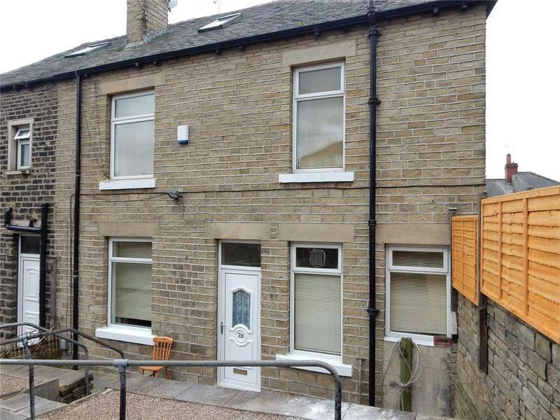 3 Bedrooms Terraced House for sale in Armytage Crescent, Lockwood, Huddersfield, HD1