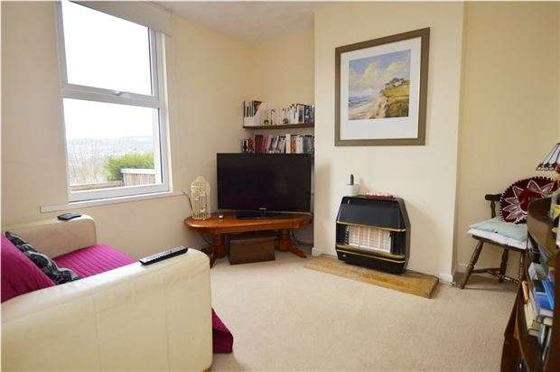 2 Bedrooms Terraced House for sale in Spillmans Road, Stroud, Gloucestershire, GL5 3LT