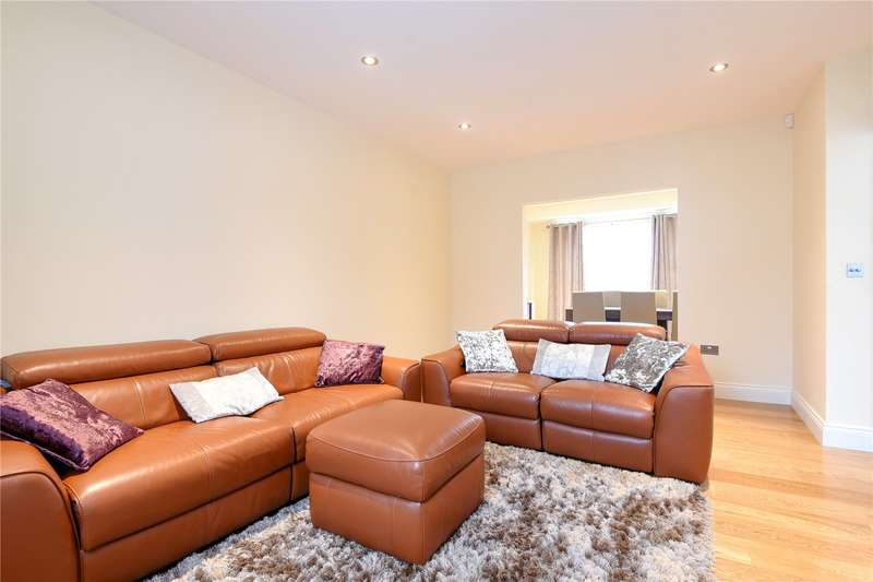 3 Bedrooms Semi Detached House for sale in Chapman Crescent, Harrow, 'Middlesex, HA3