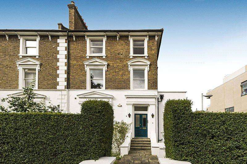 2 Bedrooms Flat for sale in Harley Road, Primrose Hill, London, NW3