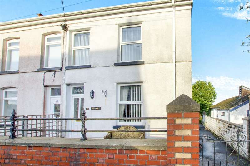 3 Bedrooms Semi Detached House for sale in New Road, Ystradowen, Swansea