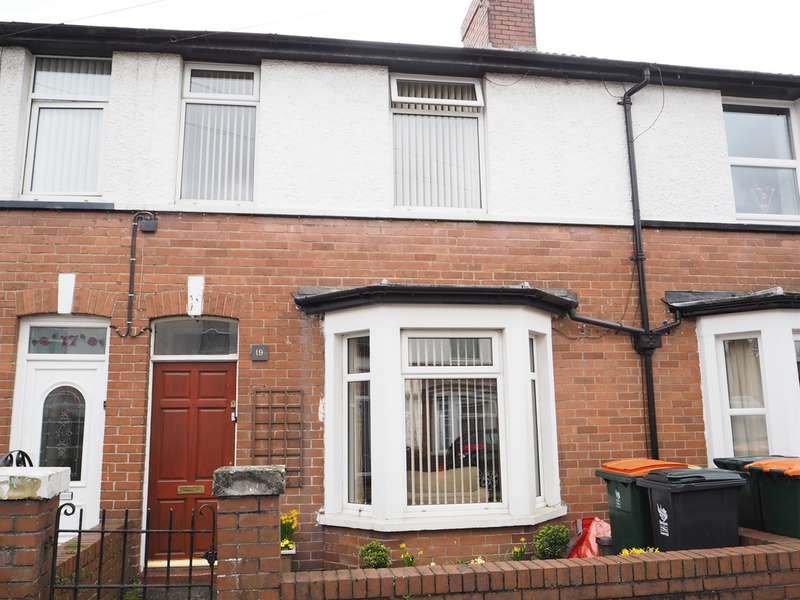 3 Bedrooms Terraced House for sale in Park Avenue, Rogerstone, Newport