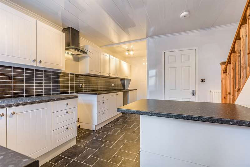 3 Bedrooms End Of Terrace House for sale in Napier Street, Mountain Ash