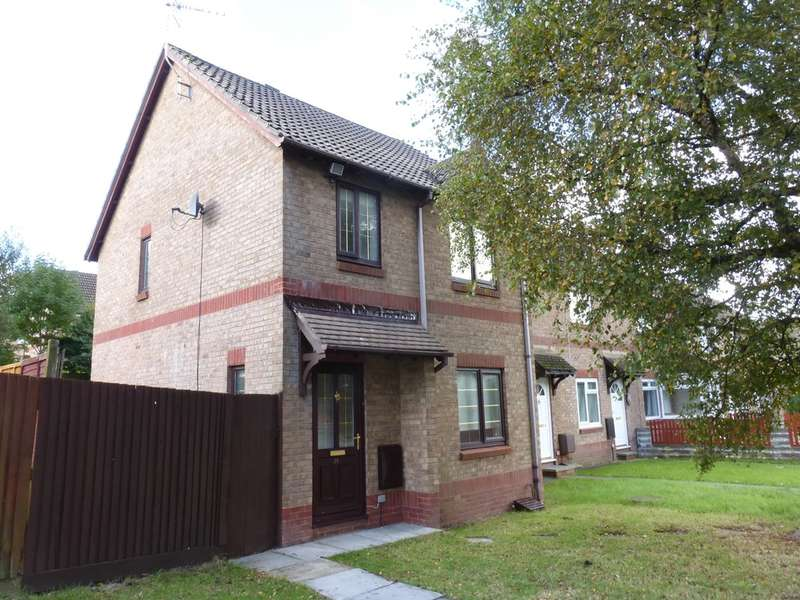 3 Bedrooms End Of Terrace House for sale in Bryn Amlwg, North Cornelly, Bridgend