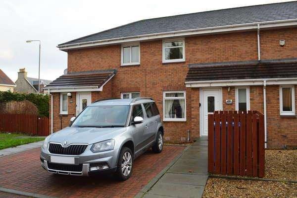 2 Bedrooms Terraced House for sale in 145L New Street, Stevenston, KA20 3HL