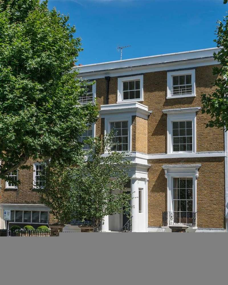 6 Bedrooms Terraced House for sale in Hamilton Terrace, London