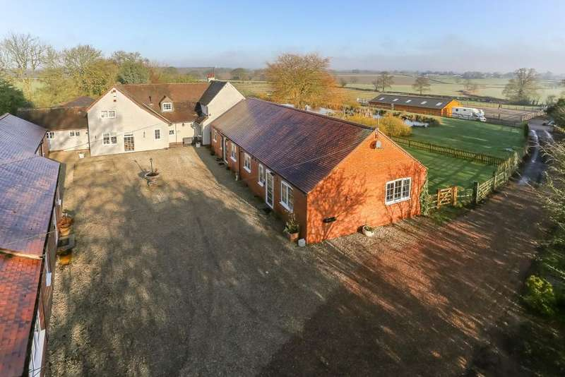 5 Bedrooms Farm House Character Property for sale in Shirley Lane, Meriden