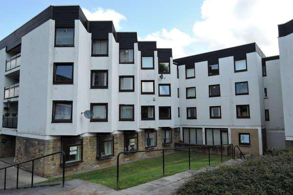 1 Bedroom Flat for sale in Flat 8, Bothwell House, The Furlongs, Hamilton, ML3 0DQ