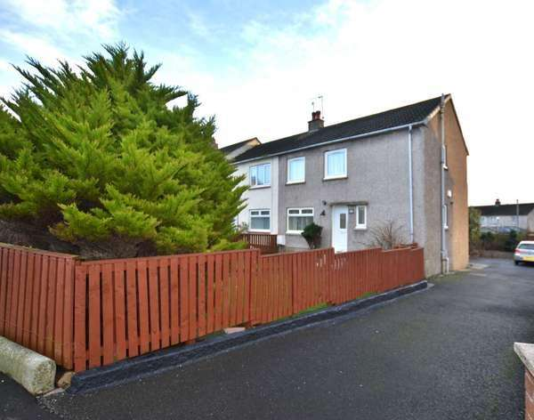 3 Bedrooms End Of Terrace House for sale in 26 Ross Road, Saltcoats, KA21 6AH