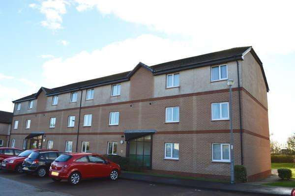 2 Bedrooms Flat for sale in 16 Dasher Gardens, Ardrossan, KA22 7NN