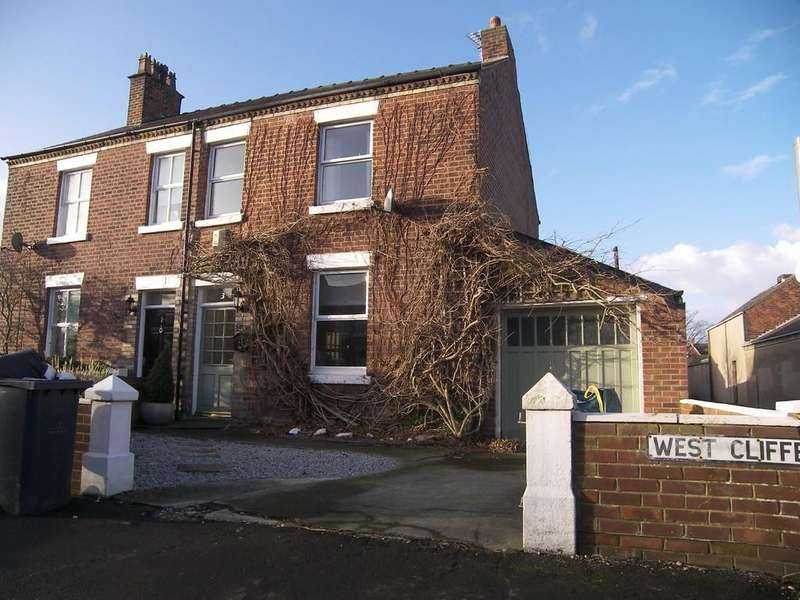 3 Bedrooms Semi Detached House for sale in 3 West Cliffe