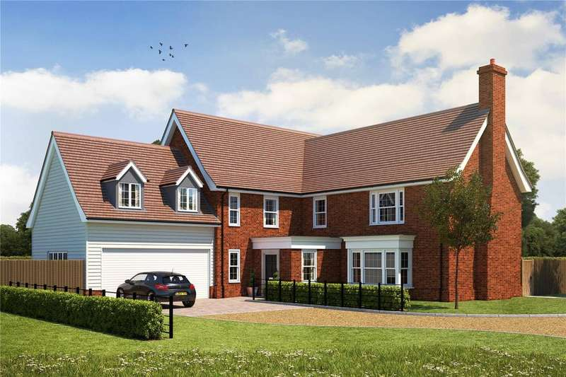 5 Bedrooms Detached House for sale in 145 Bucklesham Road, Ipswich, Suffolk, IP3