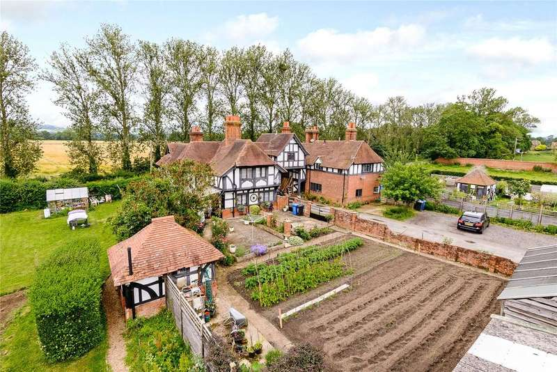 3 Bedrooms Terraced House for sale in Gate House Cottages, Sutton Road, Cookham, Maidenhead, SL6