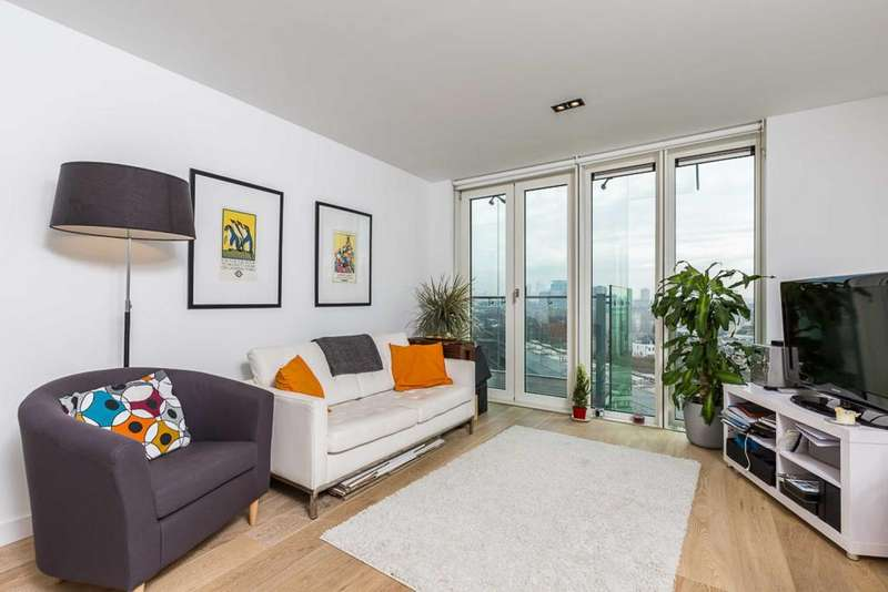 1 Bedroom Apartment Flat for sale in Avant Garde, E1
