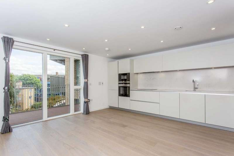 1 Bedroom Apartment Flat for sale in New North Road, N1