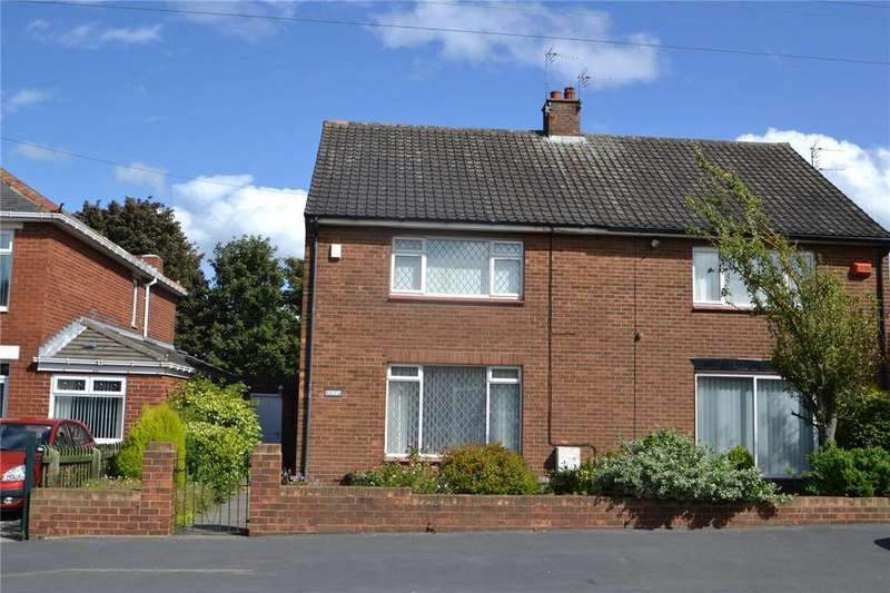 3 Bedrooms Semi Detached House for sale in Lynthorpe, Thorpe Road, Easington Village, Peterlee, SR8