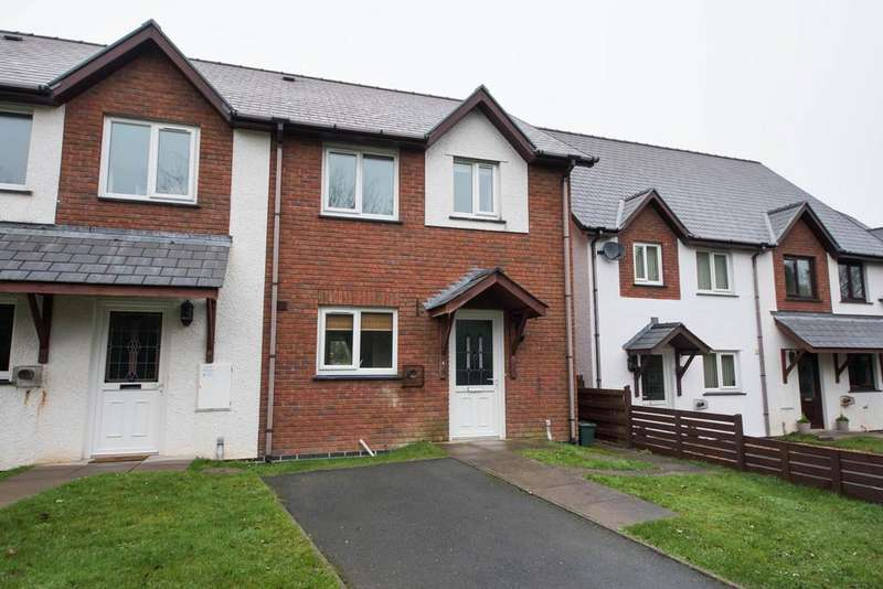 3 Bedrooms Semi Detached House for sale in Blaenplwyf, Aberystwyth